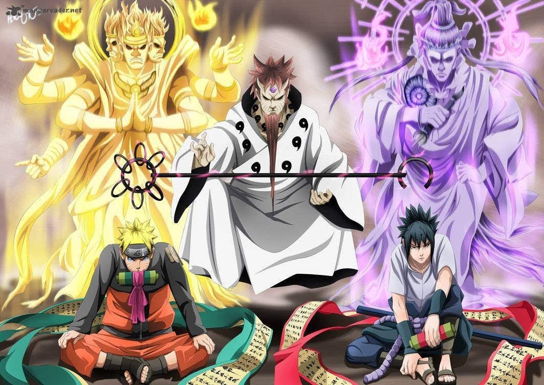 Naruto Shippuden นารูโตะ ตำนานวายุสลาตัน ภาค 23 ตอนที่ 459